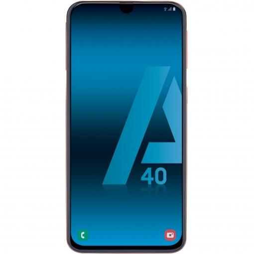 Móvil Samsung Galaxy A40 - Coral