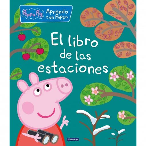 El Libro de las Estaciones Aprendo con Peppa Pig