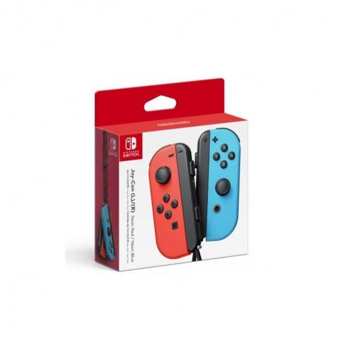 Mando Joy-Con Izquierda-Derecha Azul y Rojo para Nintendo Switch