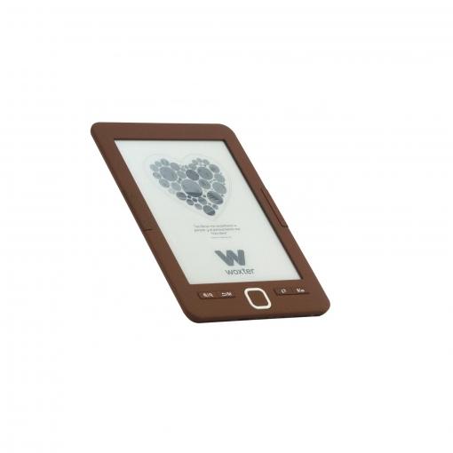 Libro Electrónico Woxter Scriba 195 6'' - Chocolate