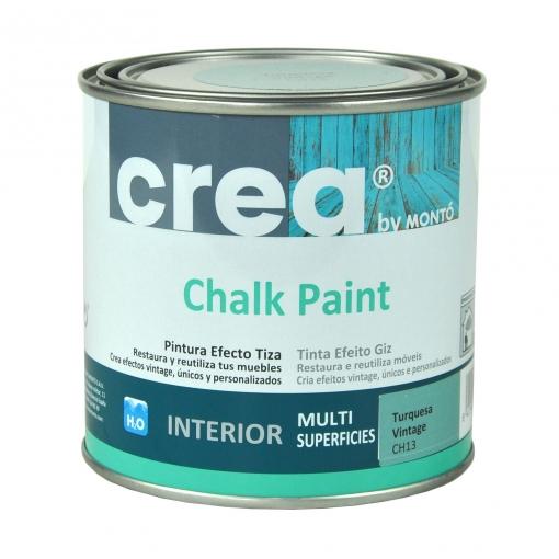 Crea Chalk Paint Turquesa Vintage 500 Ml