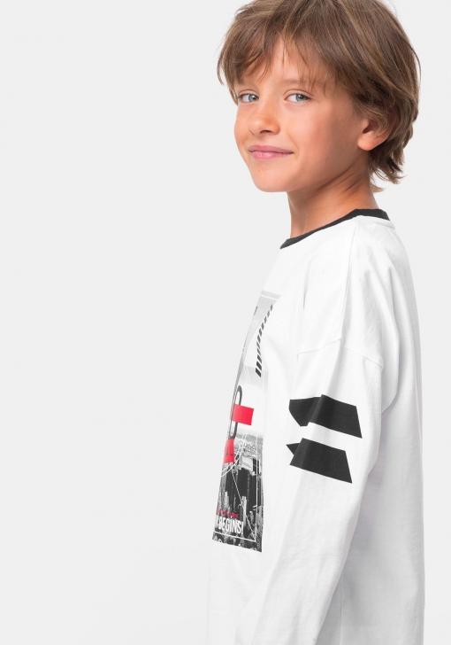 Camiseta de manga larga TEX