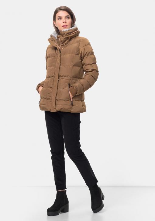 Parka con capucha extraíble para Mujer TEX