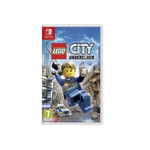 LEGO City Undercover para Nintendo Switch