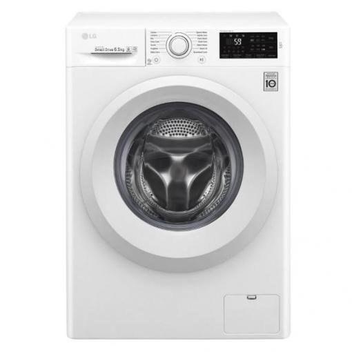 Lavadora 6 5 kg lg f2j5wn3w las mejores ofertas de carrefour for Mueble lavadora carrefour