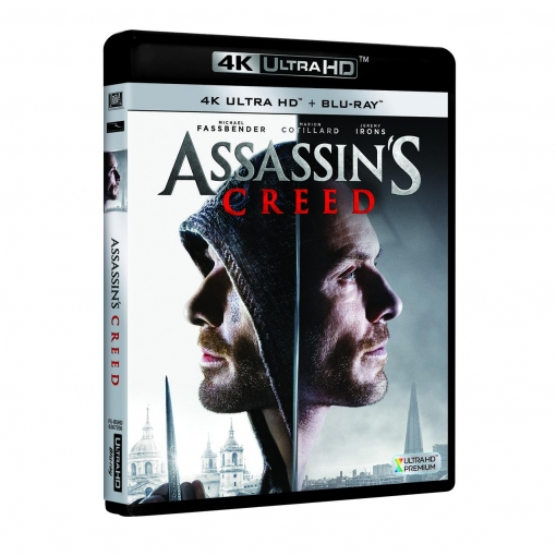 Assassin'S Creed - Blu Ray UHD
