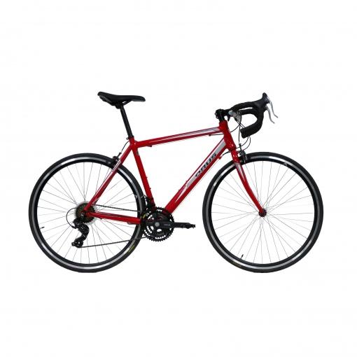Bicicleta Carretera Talla 51 21 Velocidades Roja
