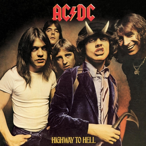 Highway to Hell. AC/DC. LP