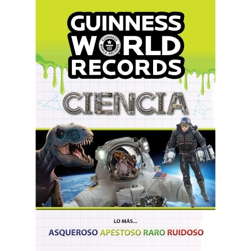 Guinness World Records. Ciencia. GUINNESS WORLD RECORDS