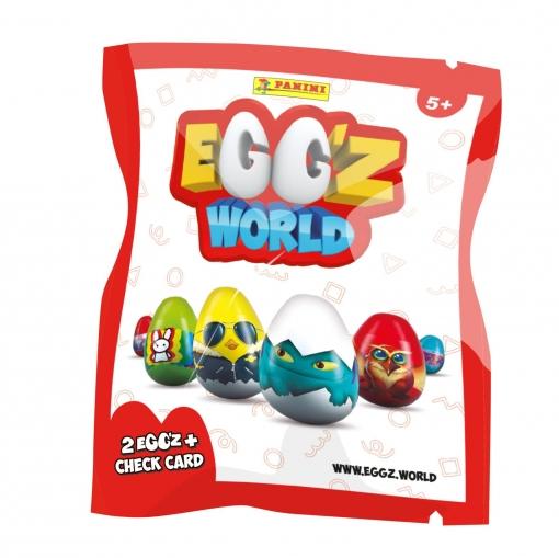 Sobre Egg Z (2 Egg Z + Carta) Panini