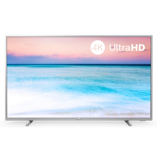 TV LED 127 cm (50'') Philips 50PUS6554, UHD 4K, Smart TV