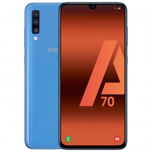 Móvil Samsung Galaxy A70 - Azul