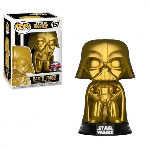 Figura Funko Pop! Star Wars: Darth Vader (GP) (MT)