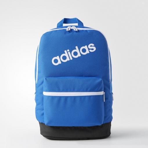 Mochila M Daily Azul Con Bolsillo Y Adidas Bp Blanco tsdCQrhx