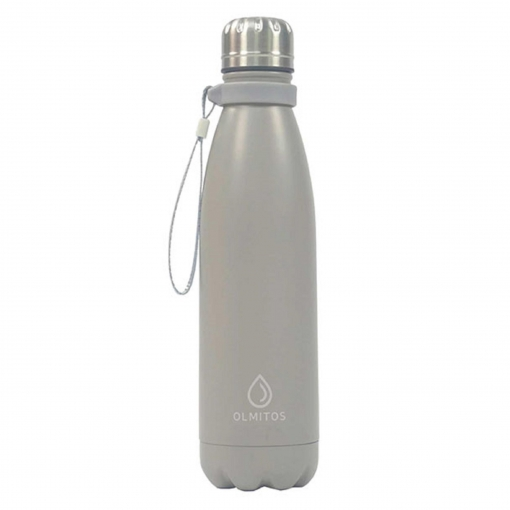 Botella de Acero Inoxidable 500 ML Olmitos