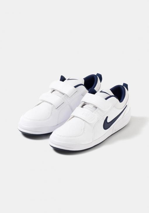 Zapatillas de deporte de piel unisex NIKE (Tallas 28 a 35)
