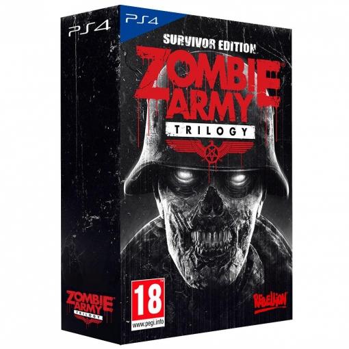 Zombie Army Trilogy: Survivor Edition para PS4