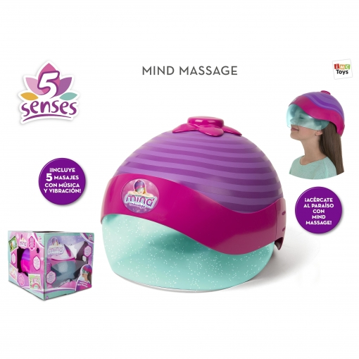 Five Senses - Mind Massage Casco Masaje Relax