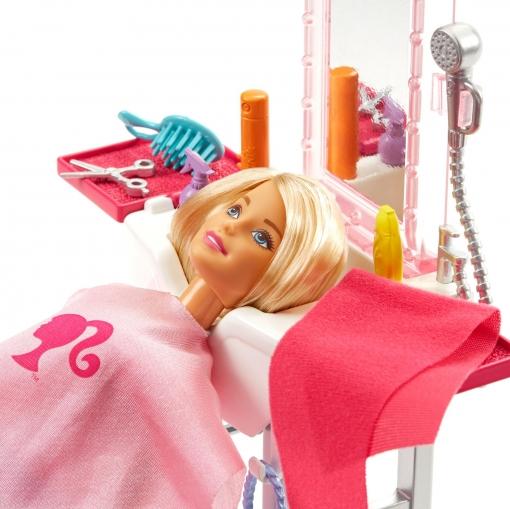 Y Ser 7ygfb6 Rubia Quiero Con Barbie Accesorios Peluqueramuñeca Su D9WEH2IYe
