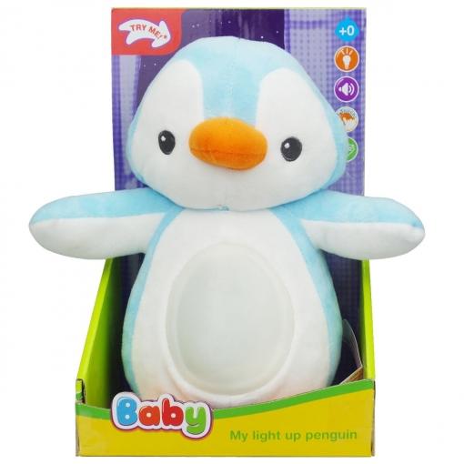Pingüino con Luz - Carrefour Baby | Las mejores ofertas de Carrefour