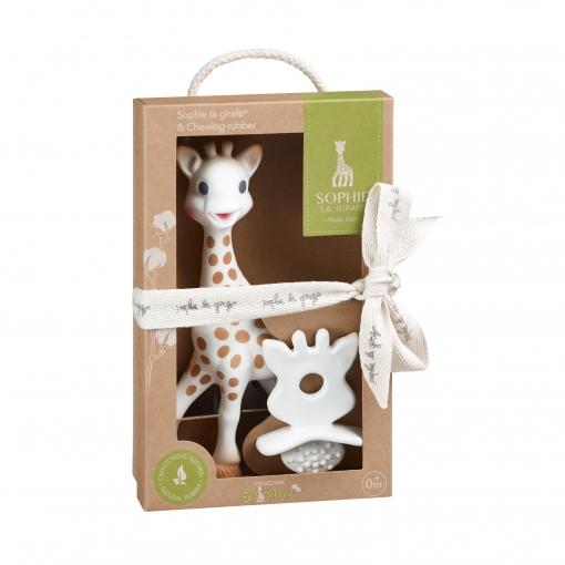 Set de Mordedor y Juguete Sophie La Girafe