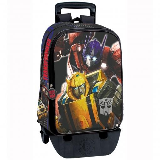 Las Carrefour Transformers Mochila Power De Mejores Ofertas qdzAEYAx