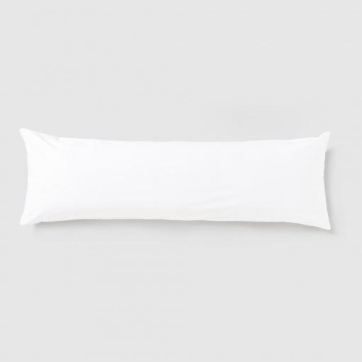 Funda de Almohada de Algodón Impermeable TEX HOME 70 cm Blanco