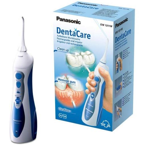 Irrigador Dental Panasonic Ew1211w845 Las Mejores Ofertas De
