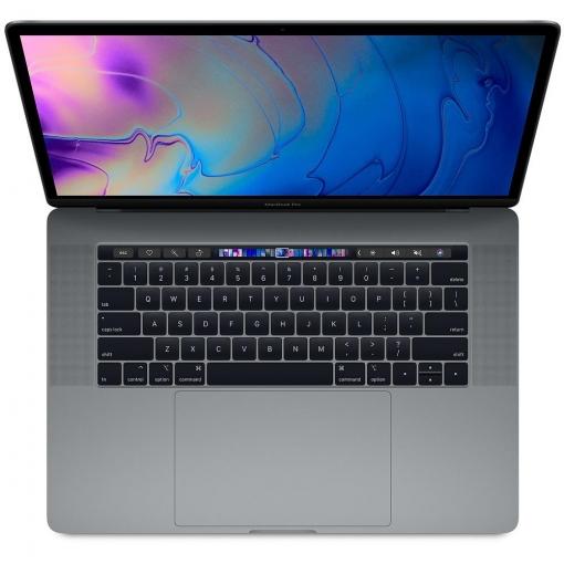 """MacBook Pro MV902Y/A 39,12 cm - 15,4"""" Apple - Gris espacial"""