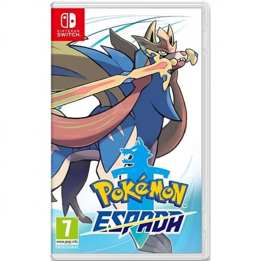 Pokemon Espada para Nintendo Switch