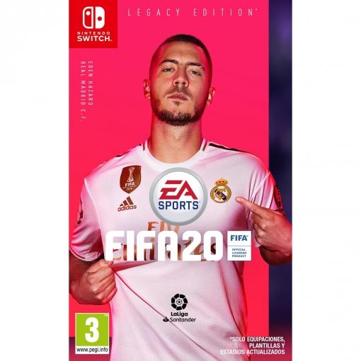 FIFA 20 Legacy Edition para Nintendo Switch