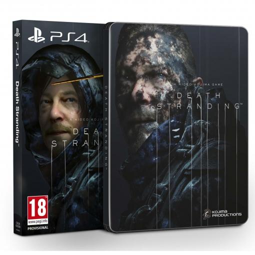 Death Standing Edicion Especial para PS4