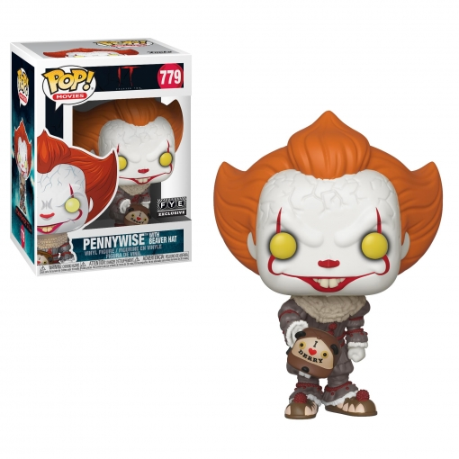 Figura Funko Pop! mov:it:2-pennywise beaver