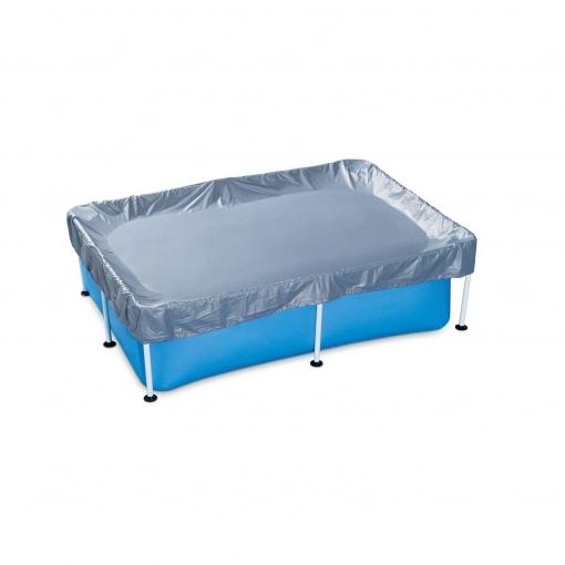 cobertor de piscina rectangular tubular 152 x 213 x 61 cm On piscina tubular rectangular carrefour