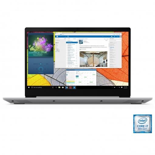 "Portátil Lenovo S145-15IWL con i7, 8GB, 512GB, 39,62 cm - 15,6"""