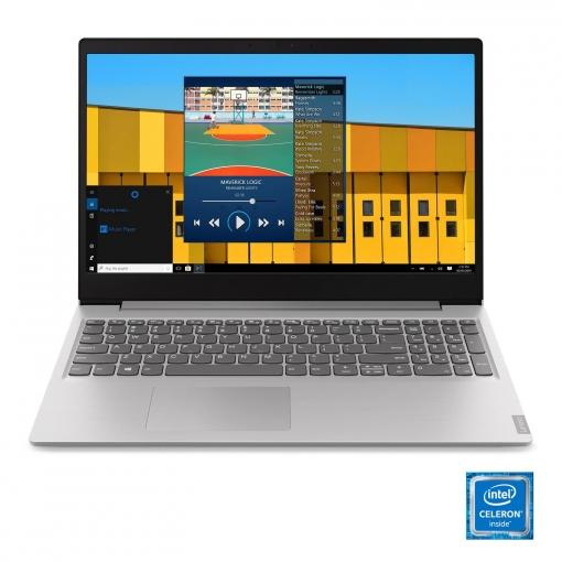 "Portátil Lenovo S145-15IWL con Intel, 4GB, 128GB, 39,62 cm - 15,6"""