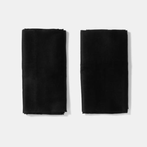 Set de 2 Fundas de Almohada de Algodón Satén TEX HOME 45x75 cm