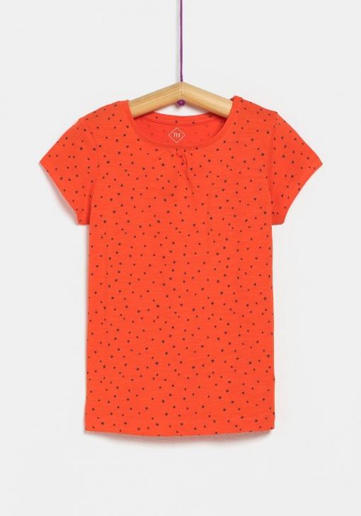 Camiseta manga corta para Niña TEX
