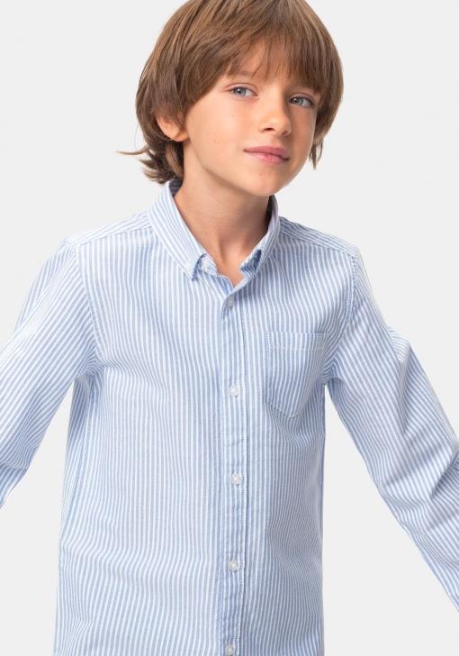 Camisa de rayas para Niño TEX