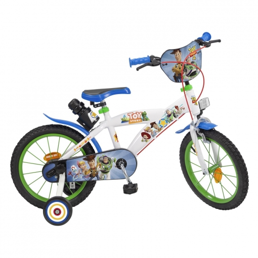 Bicicleta Toy Story 16''