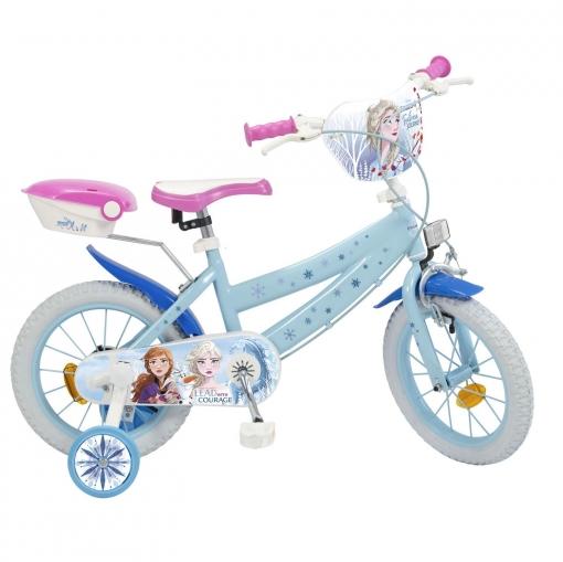 Bicicleta Frozen II 14''