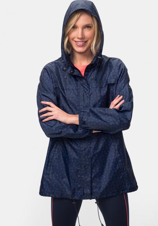 Chubasquero con capucha para Mujer TEX
