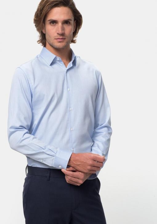 Camisa estampado de espiga para Hombre TEX