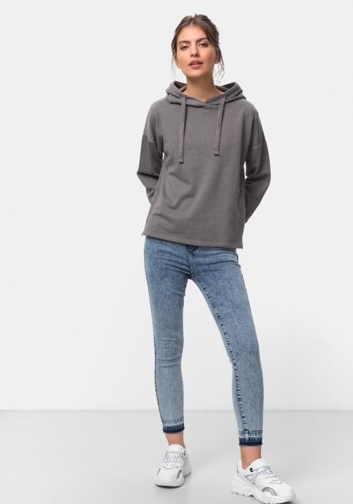 Sudadera con capucha para Mujer TEX