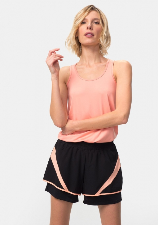 Pantalón corto de deporte para Mujer TEX