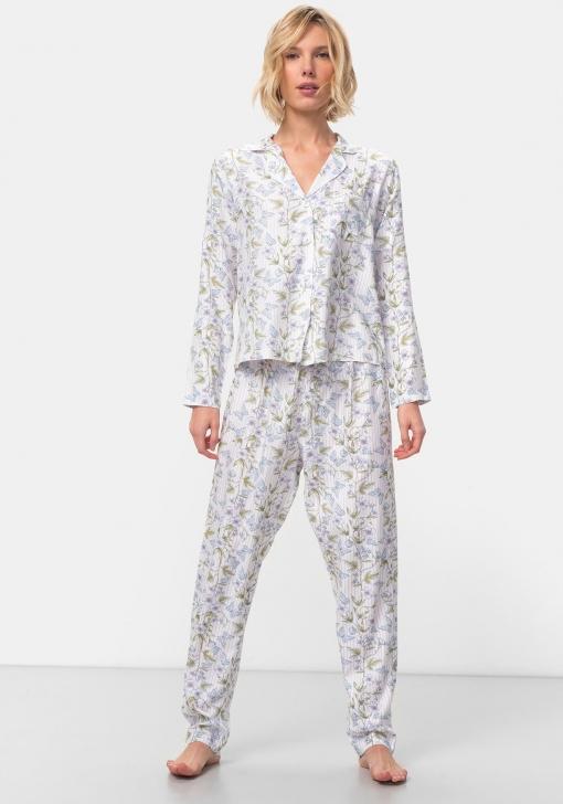 Pijama estampado para Mujer TEX
