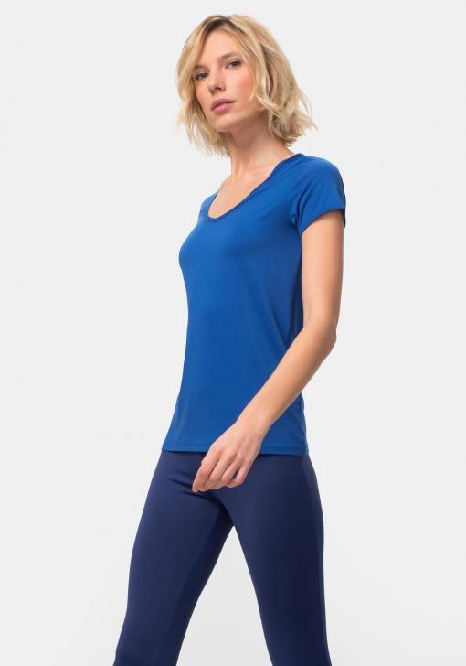 Camiseta de deporte lisa para Mujer TEX