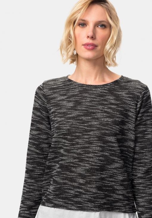 Jersey efecto camisa para Mujer TEX