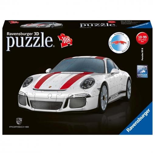 Porsche - Puzzle 3D