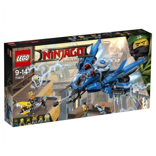 Lego - Jet del Rayo Ninjago   Las mejores ofertas de Carrefour
